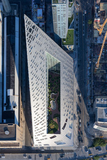 West 57th Street der neue Courtscraper von BIG Bjarke Ingels Group