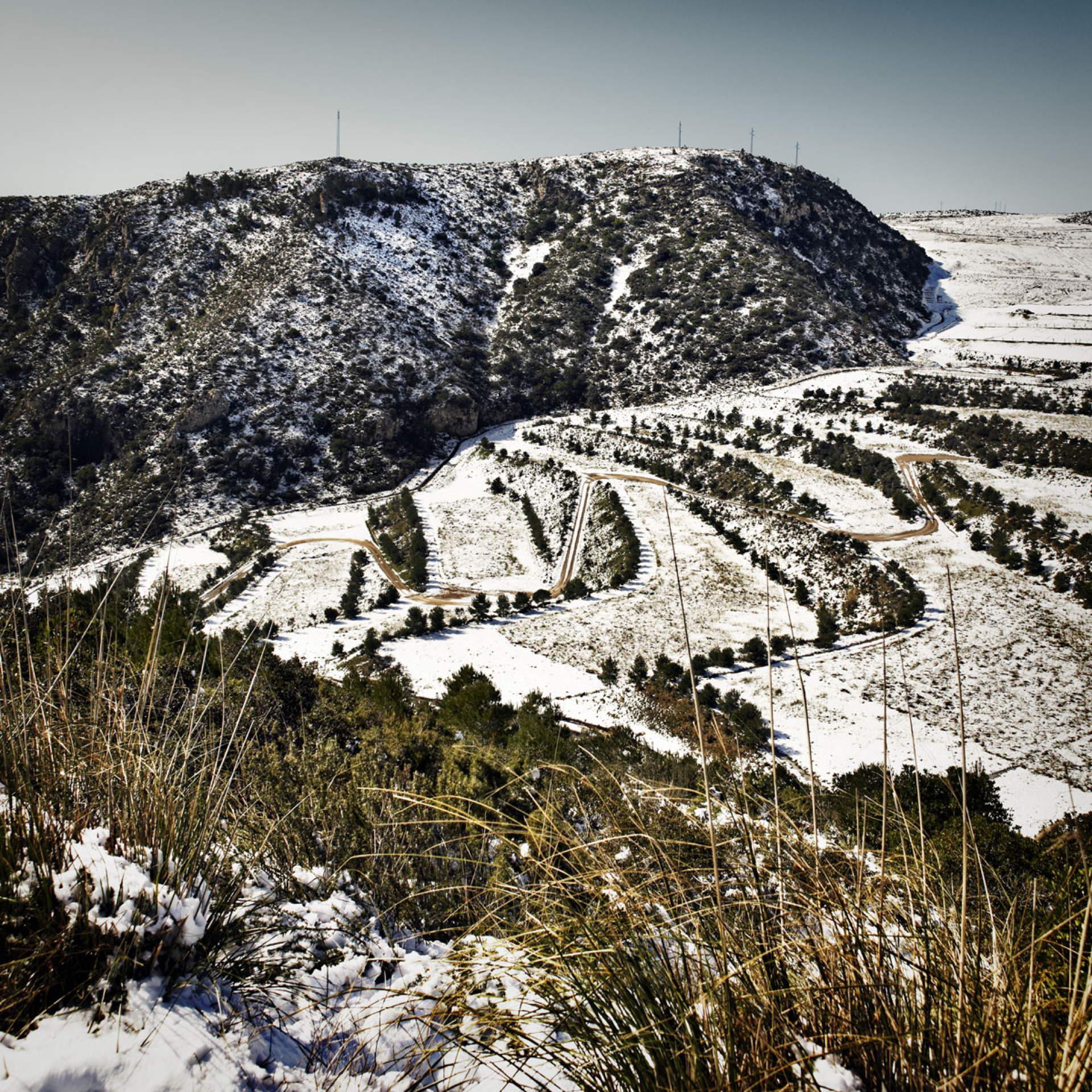 Batlle i Roig: Landschaftsgestaltung der Deponie Garraf