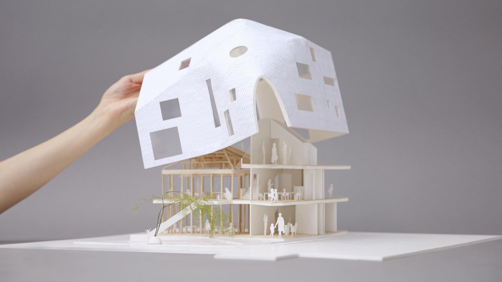 MAD Architects: Clover House, Kindergarten in Okazaki, Japan