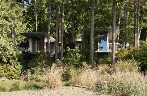 Olson Kundig: Jim Olsons persönlicher Zufluchtsort in Longbranch
