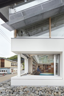 Takao Shiotsuka Atelier: Stadtbücherei in Taketa, Japan