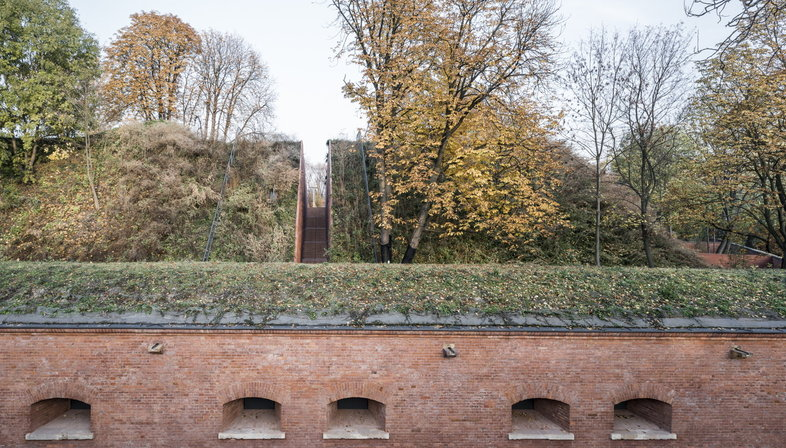 BBGK Architekci: Katyń Museum in Warschau