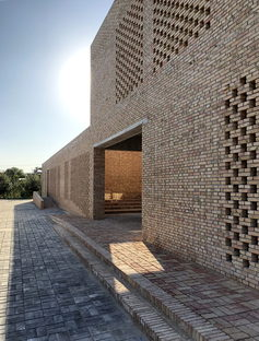 Wall Architects: Village Center in Sanhe (China)