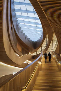 Snøhetta+DIALOG: Neue Zentralbibliothek von Calgary in Kanada