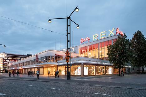 JKMM: das unterirdische Museum Amos Rex in Helsinki