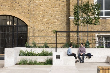 Levitt Bernstein: Wilkins Terrace, University College London