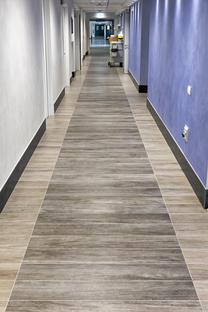 Sanierung der Patientenstation des Krankenhauses Bufalini in Cesena