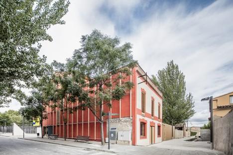 taller 9s: neues europäisches Lederzentrum in Igualada