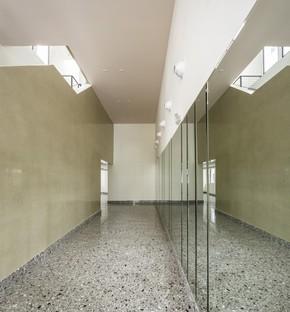 Sketch: Renovierung des Wohnhauses La Moderna in Panama