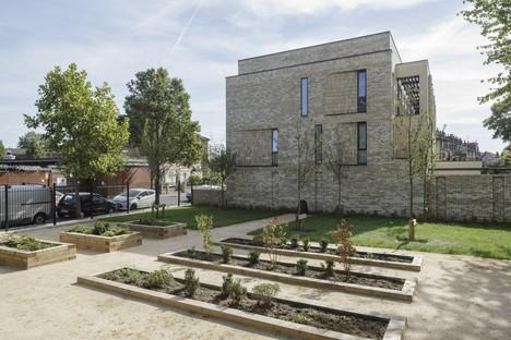 Levitt Bernstein: Vaudeville Court Social Housing in London