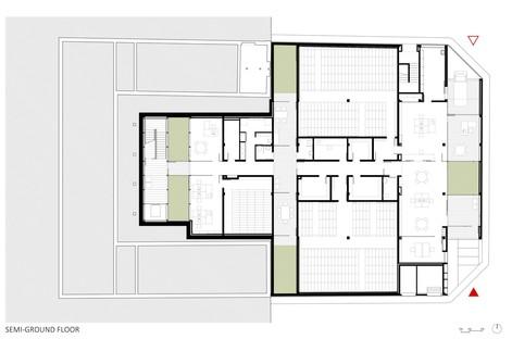 Taller9s: Sant Sadurnì Cultural Center, Bibliothek und Archiv