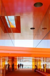 Selgascano: Konferenzzentrum und Auditorium in Plasencia