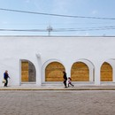 Vrtical für eine demokratische Architektur: Tlaxco Artesan Market