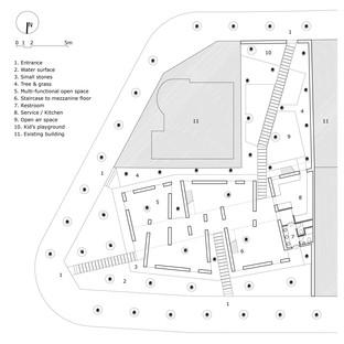 H&P Architects: S Space Kulturzentrum in Vietnam