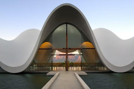 Bosjes Chapel von Steyn Studio