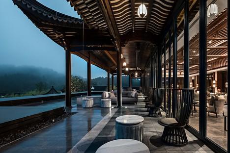CL3 und ZSD haben das Hotel Banyan Tree von Anji in China gestaltet