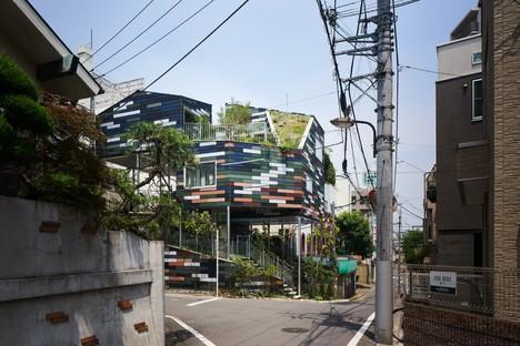 Akihisa Hirata: Overlap House in Tokio