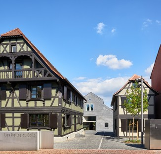 Dominique Coulon & associés: Markthalle in Schiltigheim