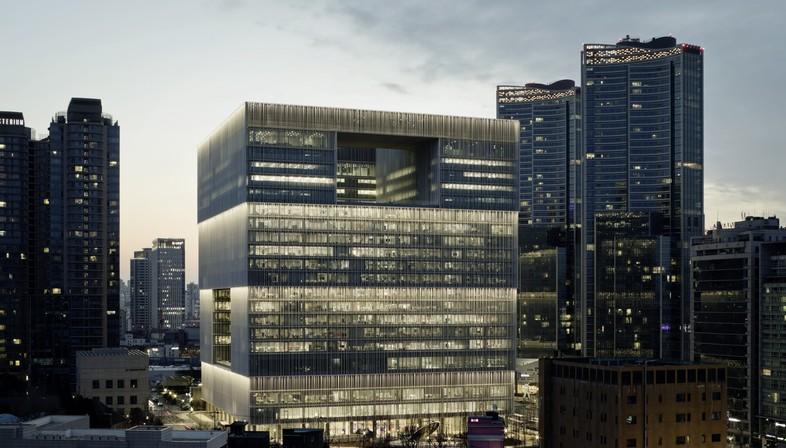 David Chipperfield Architects: neuer Sitz Amorepacific, Seoul