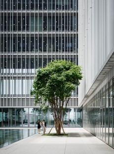 David Chipperfield Architects: neuer Sitz Amorepacific, Seoul