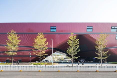 Longgang Cultural Centre von Mecanoo
