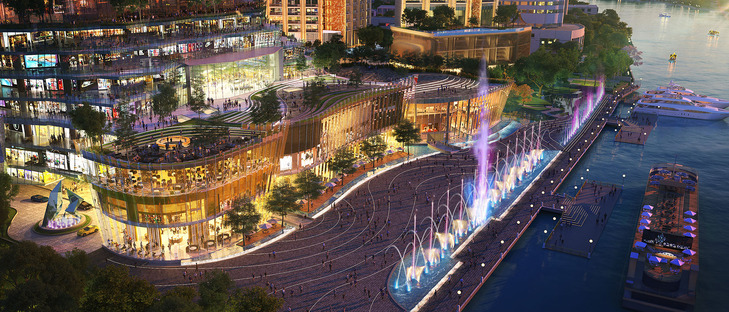 Multifunktionskomplex ICONSIAM&nbsp;Bangkok -Thailand<br />