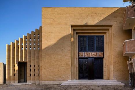 Dar Arafa Architecture: Moschee Abu Stait in Basuna, Ägypten