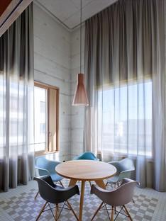 2b architectes: Seniorenwohnungen in Sugiez, Schweiz