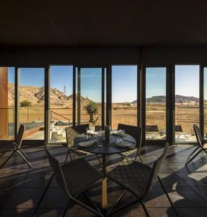 Anarchitect: Al Faya Lodge in der Wüste von Sharjah, Arabische Emirate
