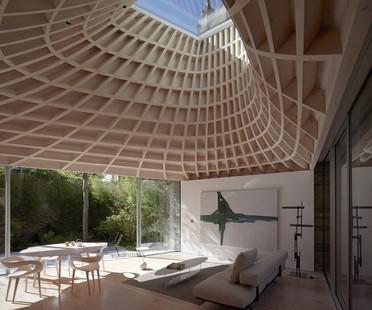 Gianni Botsford Architects: Haus in einem Garten in London