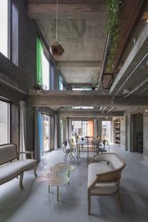 Tato Architects: Blend Inn hotel in Osaka