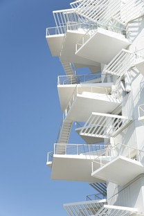 Der Arbre Blanc von Sou Fujimoto, Nicolas Laisné und Oxo Architects hat in Montpellier Wurzeln geschlagen