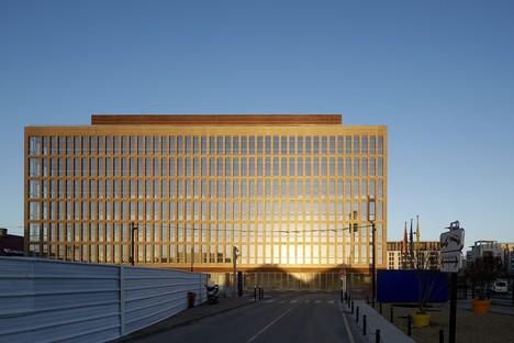 Pulse von BFV Architectes: ein Holzkathedrale in Saint-Denis