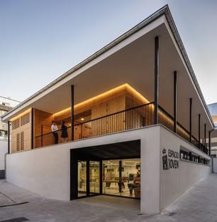 Àcrono Arquitectura hat den öffentlichen Markt von Baza, Andalusien saniert