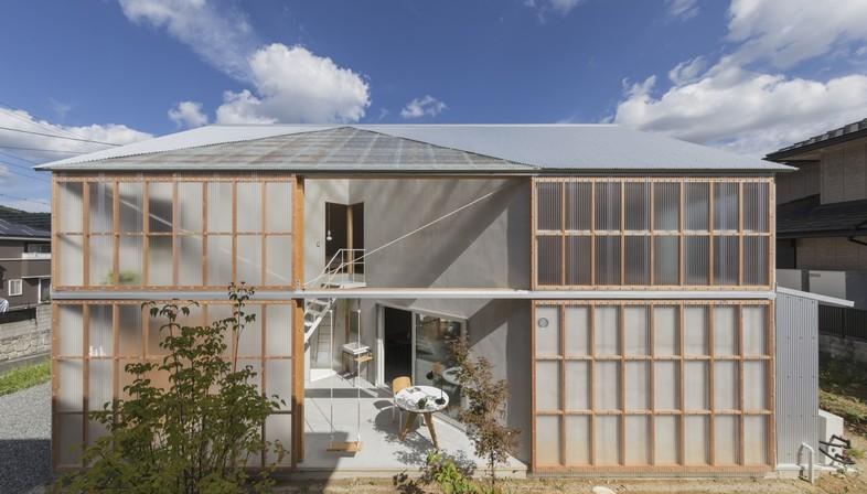 Tato Architects: Haus in Sonobe, Japan