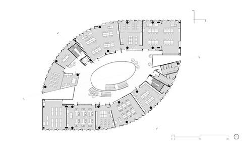 Taller de Arquitectura de Bogotá: Forschungszentrum Eureka Centre