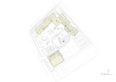 C.F. Møller: neue Tiundaskolan in Uppsala