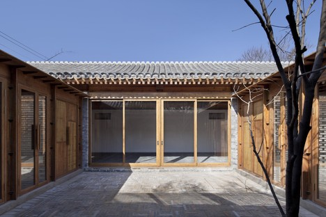 Vector Architects: Courtyard Hybrid in Peking