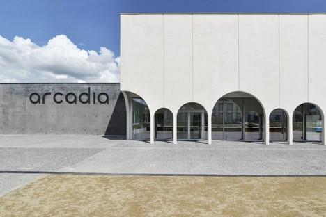 TRACKS: Cinema Arcadia in Riom, Frankreich