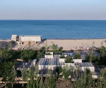 Vector Architects: Restaurant y Sea im Distrikt Beidaihe, China