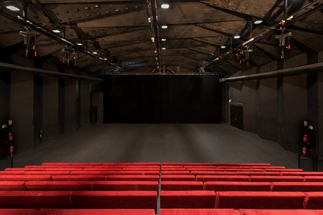 Yves Weinand: Neuer Pavillon des Theaters  Vidy in Lausanne