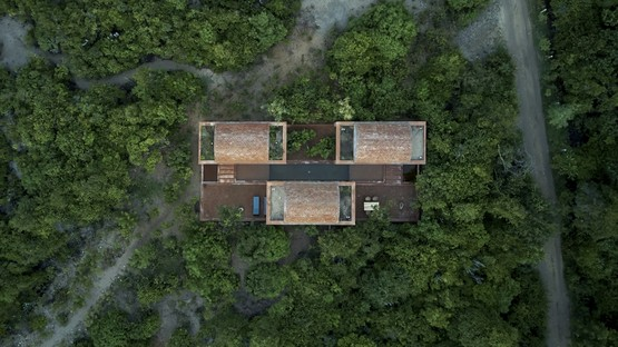 Ambrosi Etchegaray: Casa Volta in Puerto Escondido, Mexiko