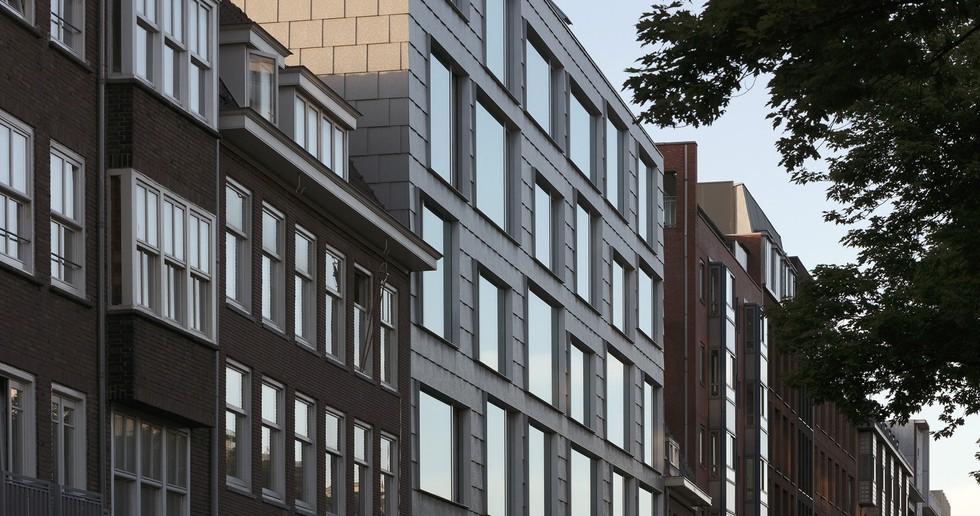 Wiel Arets Architect hat in Amsterdam