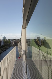 Wiel Arets Architect hat in Amsterdam