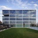 Stryker Innovation Center in Freiburg nach dem Entwurf von HENN Architects