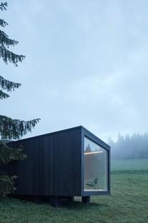 Into The Wild von Ark Shelter, modulare Architektur für ein Abtauchen in die Natur