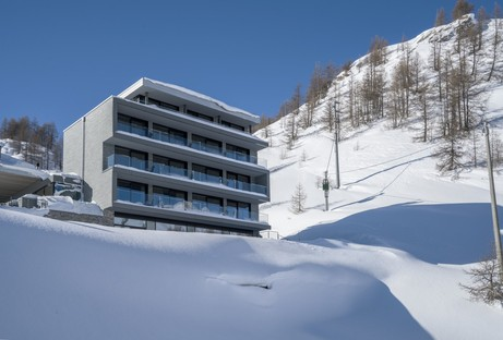 D73: Hotel Il Re delle Alpi in La Thuile, Aostatal