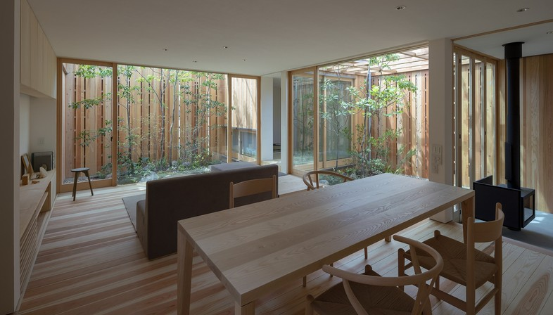 Arbol: Haus in Akashi, Japan