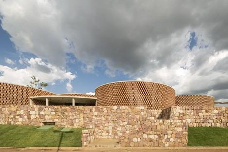 Lins: Sporthalle des Universitätszentrums Unileão, Juazeiro do Norte, Brasilien