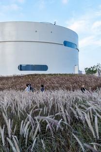 OPEN Architecture: Tank Shanghai Art Center